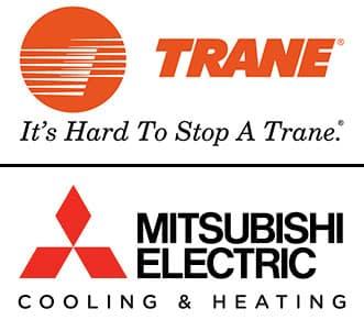 trane / mitsubishi electric